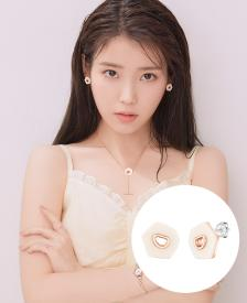 [시즌오프] [아이유착장] Dewore 귀걸이 (JJDOEZ0BS833SR000)