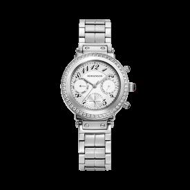 로만손 여성 메탈 시계 (RWRMCL9A3242WHSI0)