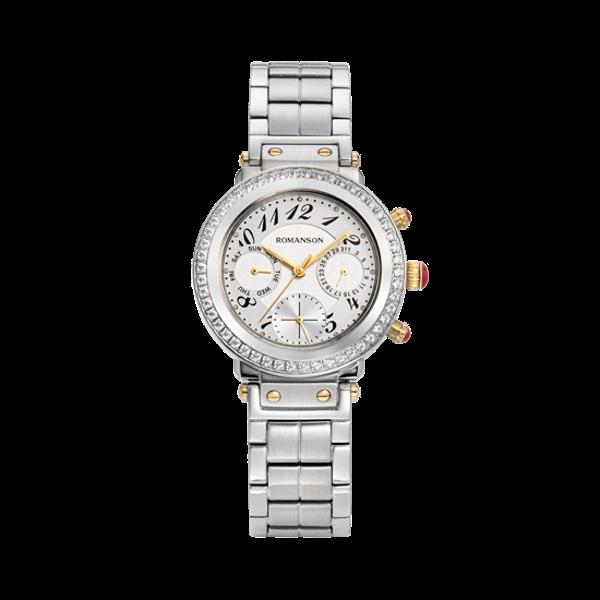 로만손 여성 메탈 시계 (RWRMCL9A3242CESI0)
