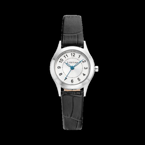 Nuovo Tempo 가죽 시계 (JWT1LE0BF213WHBK0)