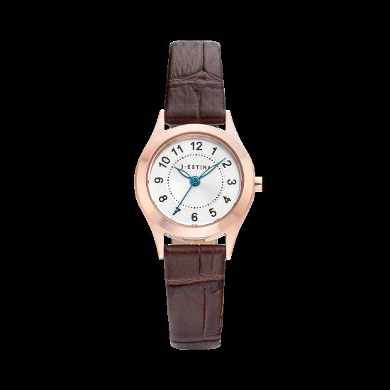 Nuovo Tempo 가죽 시계 (JWT1LE0BF213RGBR0)