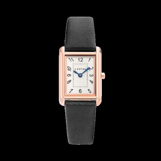 Nuovo Tempo 가죽 시계 (JWT1LE0BF214RGBK0)
