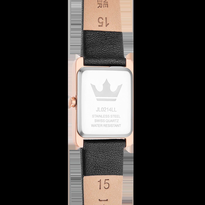 [예약판매][아이유착장] Nuovo Tempo 가죽 시계 (JWT1LE0BF214RGBK0)