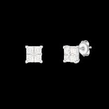 [CONTE] Modern Square 귀걸이 (JJCEEQ0BF555SW000)