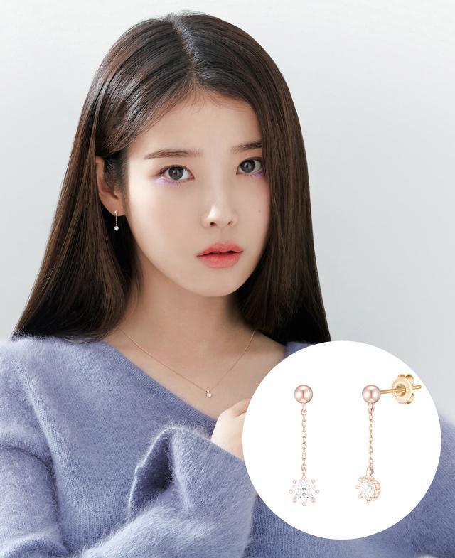 [아이유PICK] [BEST] J e' te 귀걸이 (JJJTEQ0BF107R4000)
