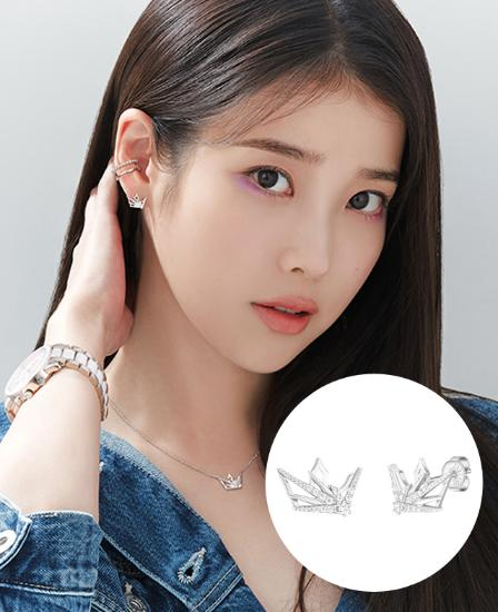 [아이유착장] JOELLE 귀걸이 (JJJOEQ0BF332SW000)