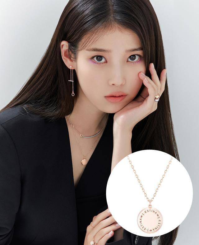 [3월 아이템] [아이유착장] DREAM COIN 목걸이 (JJJTNQ0BF110R4450)