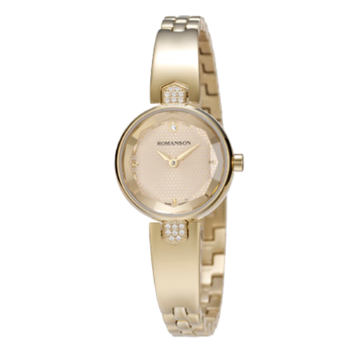 [로만손] 여성 메탈 시계 (RWRMQL6A0400GOGO0)