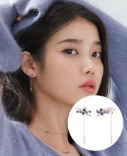 [아이유착장] LUCENTO 귀걸이 (JJLOEQ0BF343SR000)