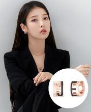 [시즌오프] [아이유착장] JE POP 귀걸이 (JJJPEZ0BF391SR000)