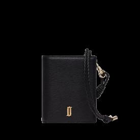 JOELLE 목걸이 카드 지갑 (JSNCSF0BF801BK010)