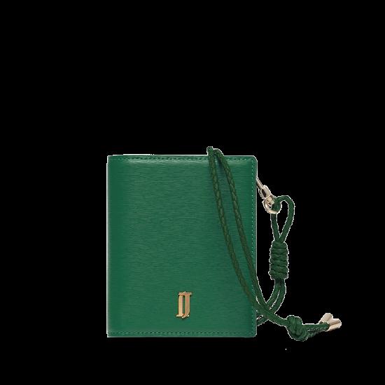 JOELLE 목걸이 카드 지갑 (JSNCSF0BF801GN010)