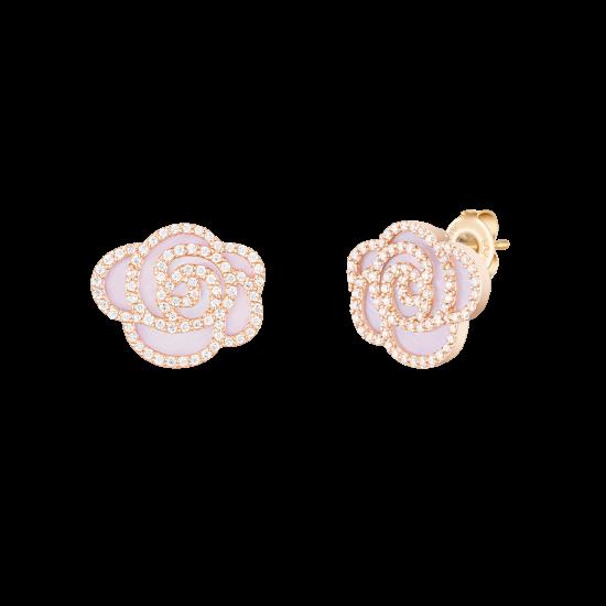 ROSA 귀걸이 14K (JJL1EN0BF371R4000)