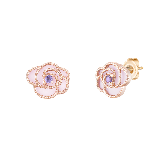 ROSA 귀걸이 14K (JJL1EN0BF372R4000)
