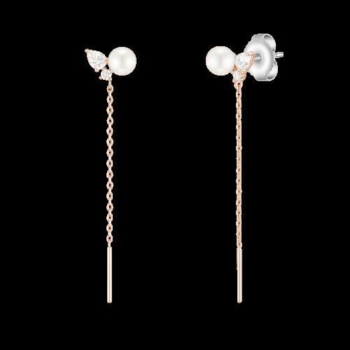 [패밀리세일] [시즌오프] [CONTE] Pear Pearl 귀걸이 (JJCEEI0BF559SR000)