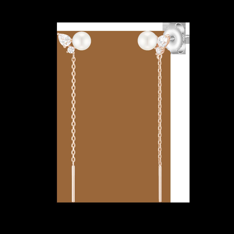 [CONTE] Pear Pearl 귀걸이 (JJCEEI0BF559SR000)