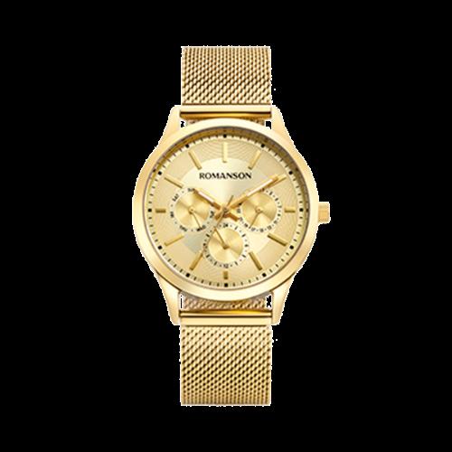 [로만손] 여성 메탈 시계 (RWTMLL0B1000GOGO0)