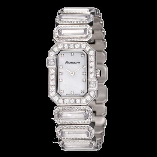 [로만손] 여성 메탈 시계 (RWRMQL6A1600WHWH2)