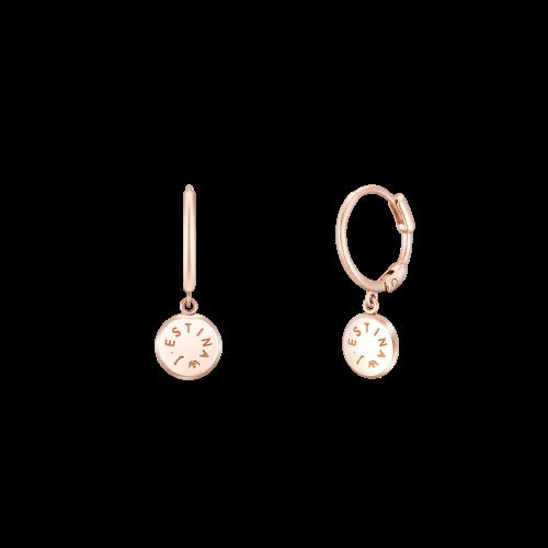 Dream Coin 14K 귀걸이 (JJJTE00BF153R4000)