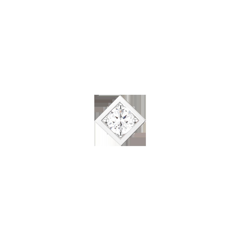 MARIEBEL 14K 큐브 다이아 귀걸이 (JJMBED0BF471W4000)