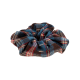 [아이유 인스타 착용] 아이유 체크 스크런치 - 라망 블루 (JALJHS0BF617FA000)