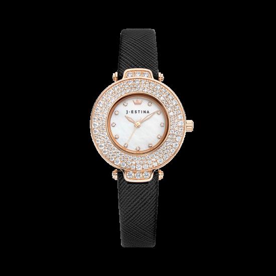 JOELLE VIA LATTEA 여성 시계 (JWT1LE0BF221RGBK0)