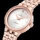 [로만손] R 레나타 다이아 여성 메탈 시계 (RWRMLL0B1900RGCR0)