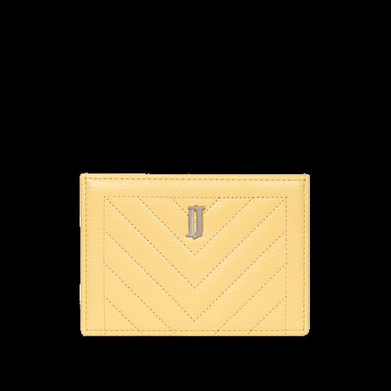 JOELLE QUILTING 카드홀더 YE (JSNCSF1BS334YE010)