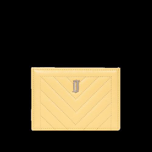[예약판매] JOELLE QUILTING 카드홀더 YE (JSNCSF1BS334YE010)