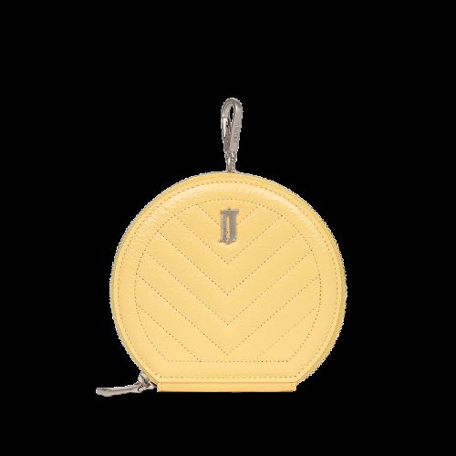 [예약판매] JOELLE QUILTING 원형코인 YE (JSNCSJ1BS350YE010)