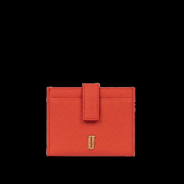 [예약판매] JOELLE 카드지갑 OR (JSNCSF1BS820OR010)