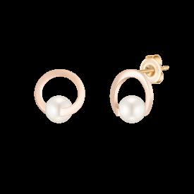 BASIC PERLINA 14K 귀걸이 (JJP1EF1BS183R4000)