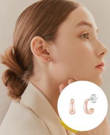 [CONTE] Petit Lune 귀걸이 (JJCEE01BS410SR000)
