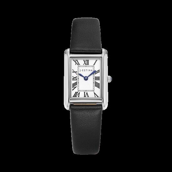 Nuovo Tempo 가죽 시계 (JWT1LE1BS220WGBK0)