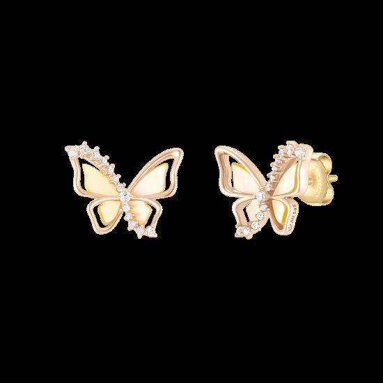 LA POEME 14K 귀걸이 (JJL1EN1BS258R4000)