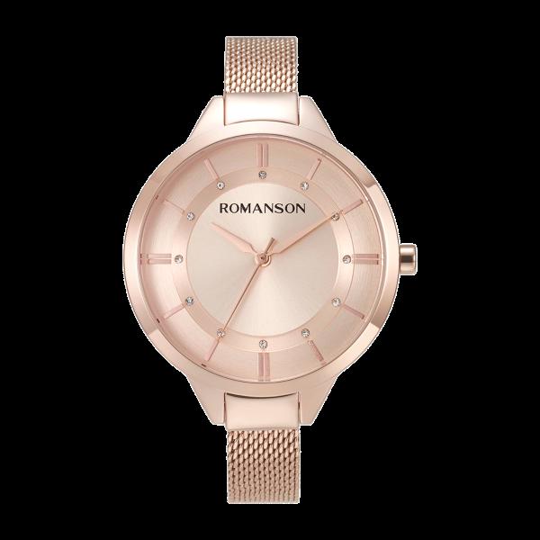 [로만손] 여성 메탈 시계 (RWRMLL8A2800RGRG0)