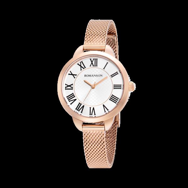 [로만손] 여성 메탈 시계 (RWRMLL0B0500RGSI0)