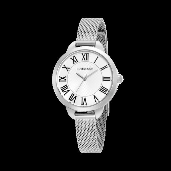 [로만손] 여성 메탈 시계 (RWRMLL0B0500WHSI0)