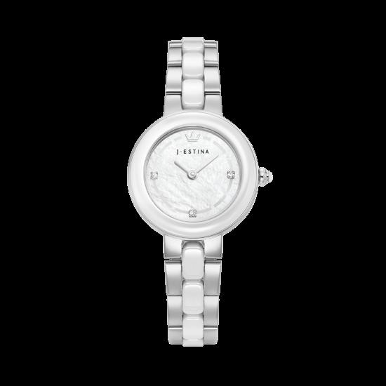 Sereno 메탈 여성 시계 (JWT1CE1BS001WGWH0)