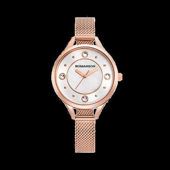 [로만손] 여성 메탈 시계 (RWRMLL0B0400RGSI0)