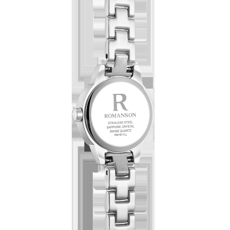 [로만손] R 레나타 베이직 여성 메탈시계 (RWRMLL1B1100WHSI0)