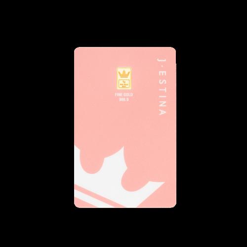 [JMALL 단독판매] Tiara 골드바 (JJLJZZ1BF100YP000)