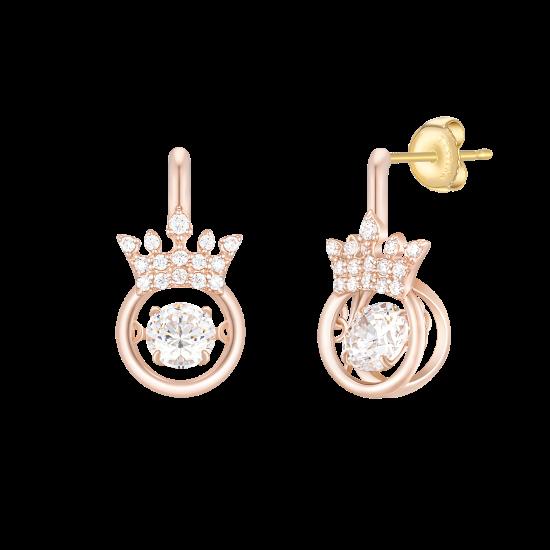 MIOELLO 14K 귀걸이 (JJMEEQ1BF617R4000)