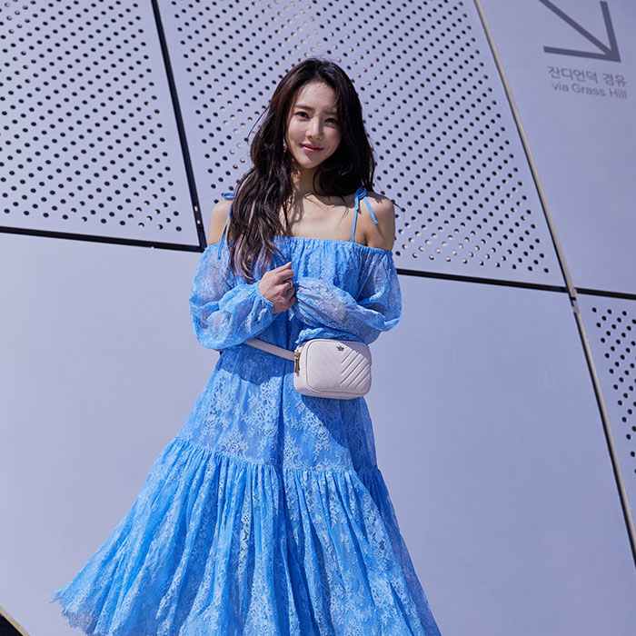 서울 패션 위크 현장